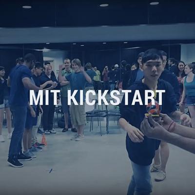 Video: MIT Kickstart 2016